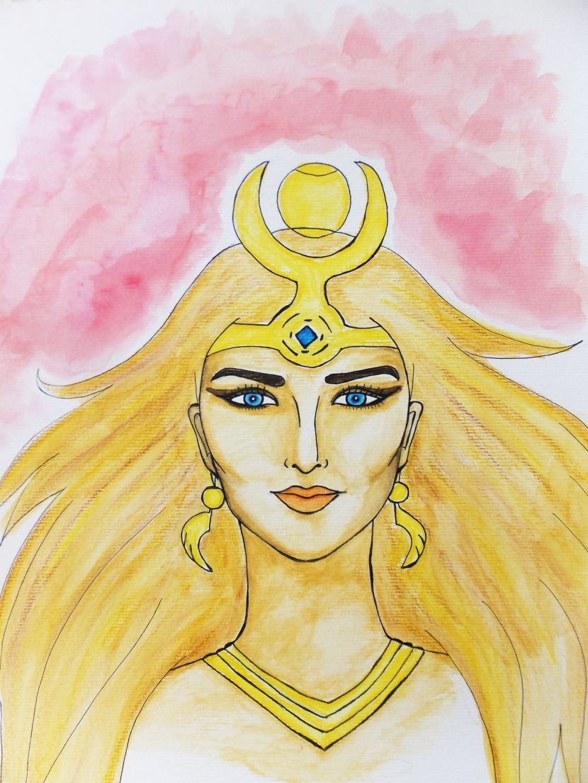 Goddess Savannah: compassion towards yourself