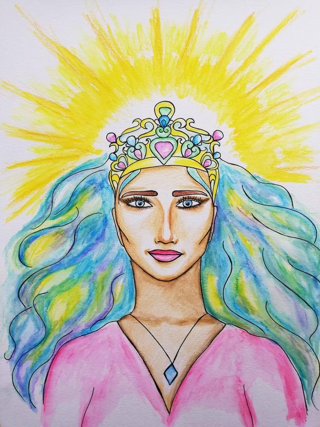 The new divinefeminine