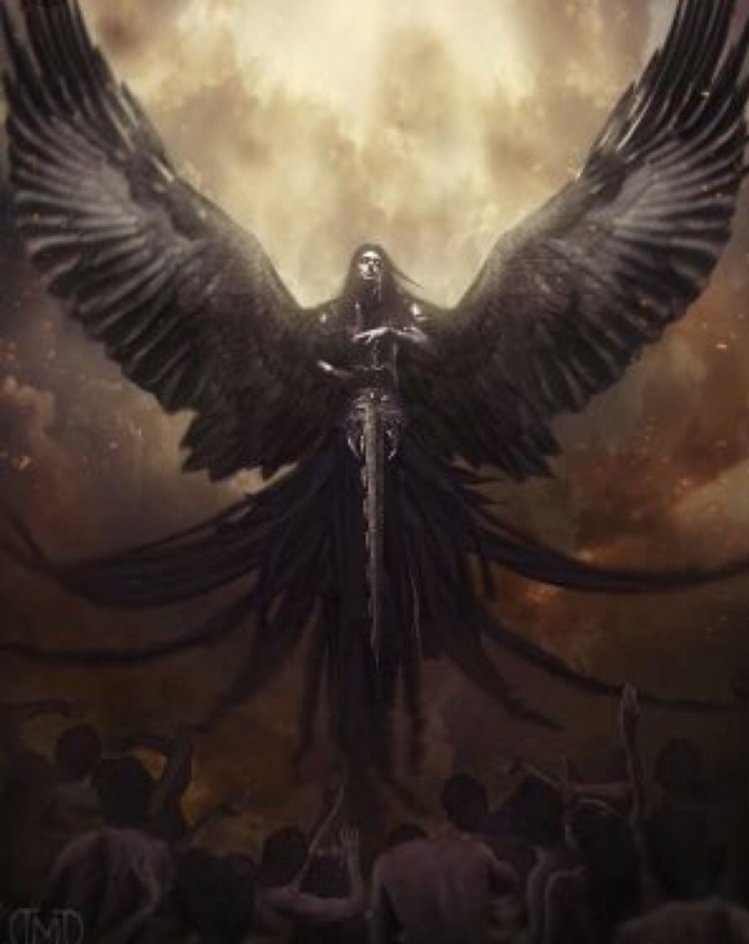 Archangel Azrael is here to help us with ourtransformation